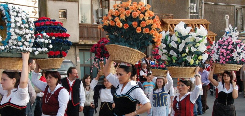 Buicchianico Flower Festival