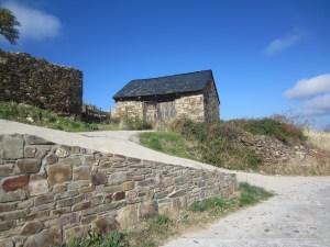 Shepherd's Hut in O Cebreiro