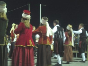 Dancers on Patmos.