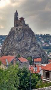 Le Puy, France.