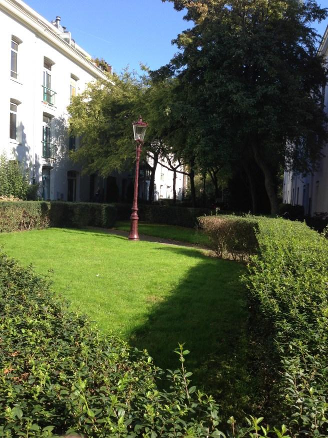 lawn courtyard jordaan