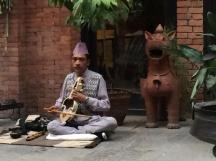kathmandu busker