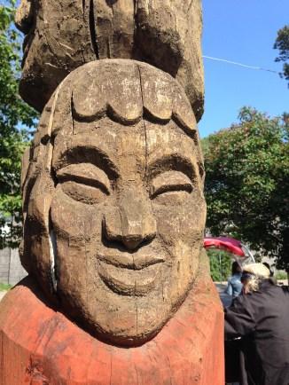 Christiania statue