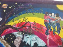 east side gallery artwork