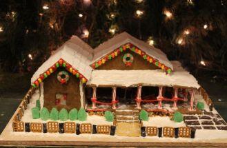 gingerbread school