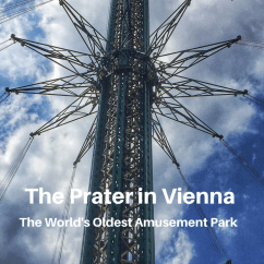 Chair Swing Vienna Ikea Deck Covers The Prater In Praterturm World S Highest Spinning Wheel At Amusement Park