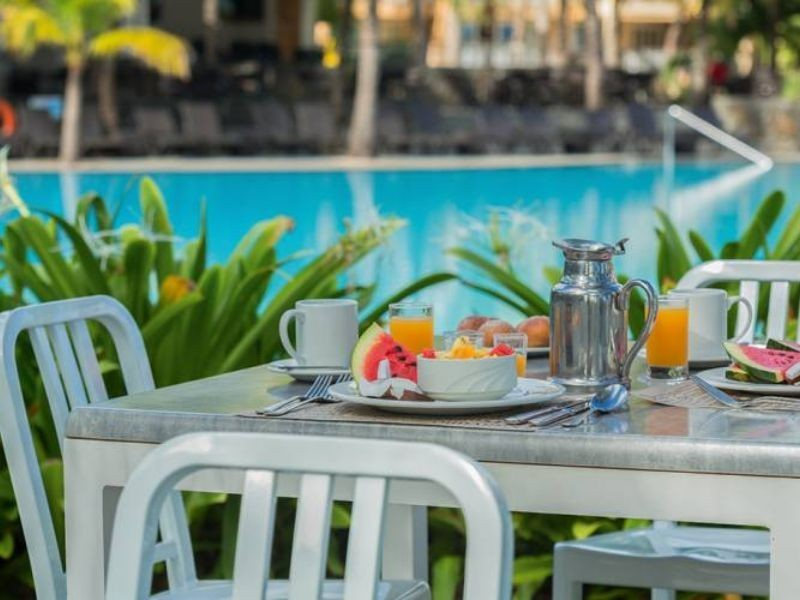 Victoria For Two, Adults Only Resort, Mauritius - Victoria For Two, Breakfast