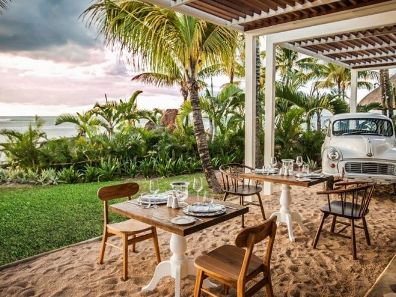 Victoria For Two, Adults Only Resort, Mauritius - Moris Beef Restaurant