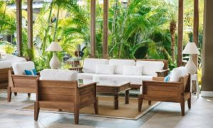 Paradise Cove Boutique Hotel Lounging Area