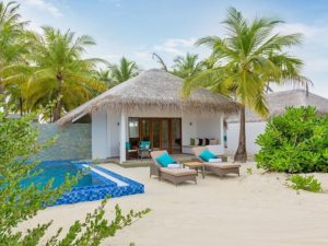 Cocoon Resort, Maldives Beach Suite with pool