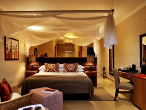 Victoria Falls Safari Lodge, Zimbabwe - Standard lodge room