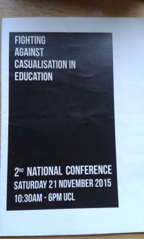FACE 2nd National Conference booklet