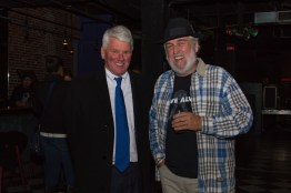 Gregg Craig and The Honorable Truman Morrison. Photo by Andrea Rodway/Guest Of A Guest