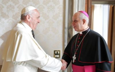 Ab. Fisichella: 'Death penalty against human dignity'