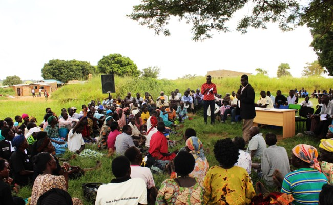 Holding Community Dialogues With Families Of Missing