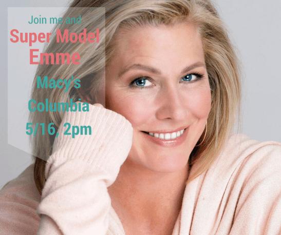 Join me & Super Model Emme (1)