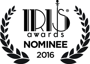 That Time I Was Nominated for 3 Iris Awards®. Like, WHOA.