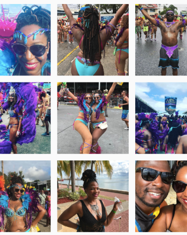 Playing Mas in Trinidad Carnival: Checking a Major Item Off of My Life List!