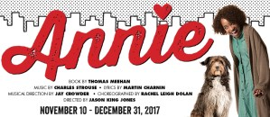 A Guest Review of Olney Theatre's Little Orphan Annie #sponsored