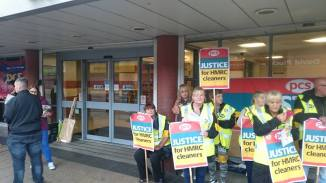 ISS picket 8