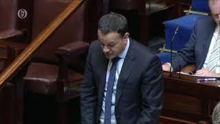 Read more about the article 30.05.18 – Taoiseach Leo Varadkar – Dail Eireann