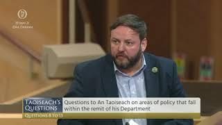 19.05.21 – Pádraig Mac Lochlainn – Dáil Éireann
