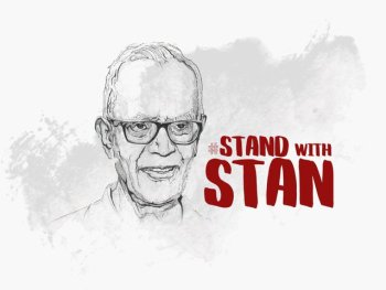 Visual from the Campaign #StandWithStan