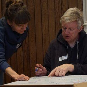 Moving Together workshop exploring loneliness