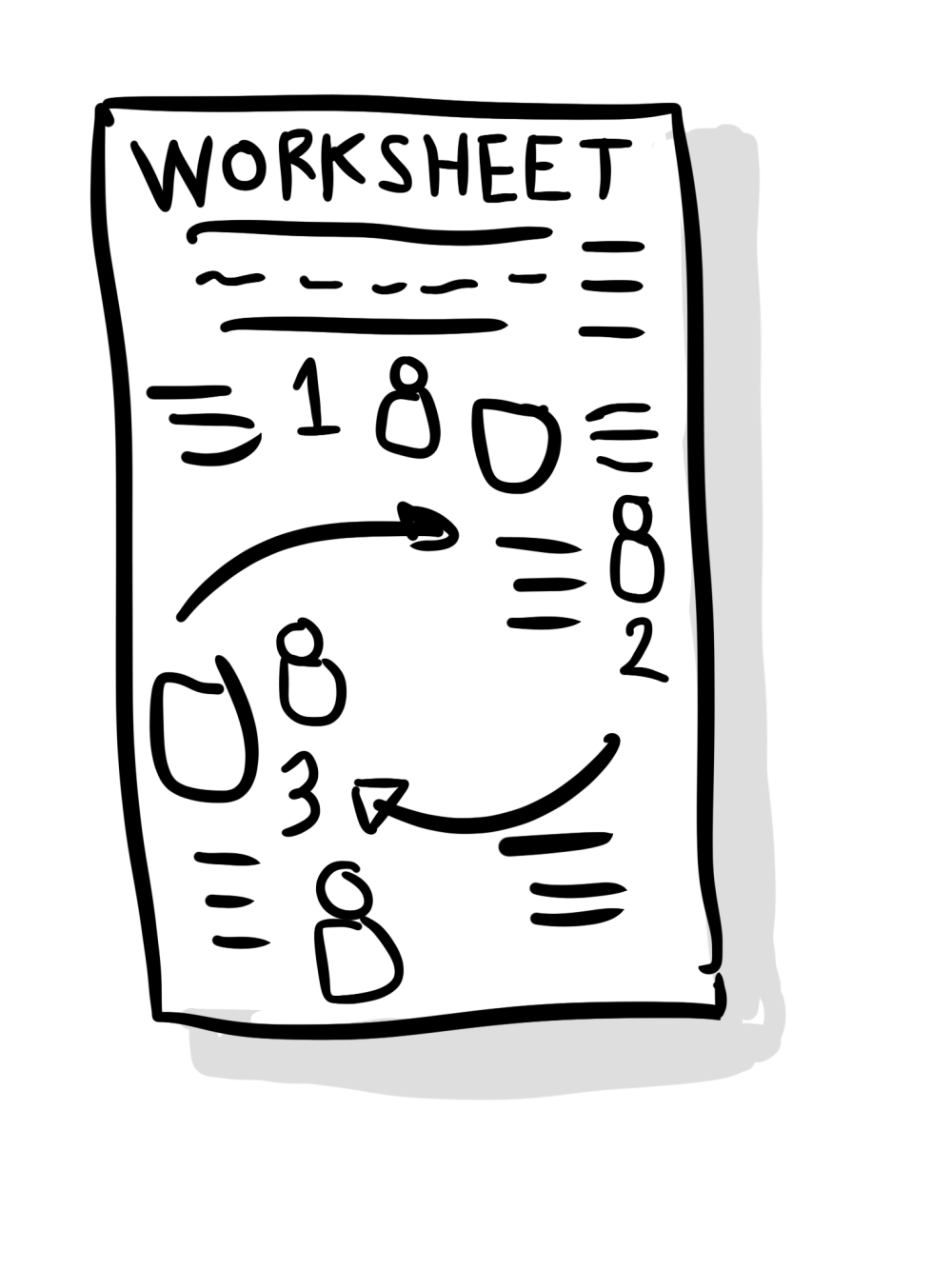 medium resolution of One-Page Self-Help worksheets   Justice Innovation