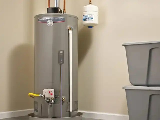 Water heater efficiency and maintenance