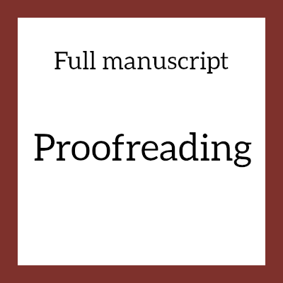 Full manuscript proofreading image tile