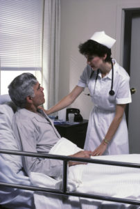 The actions of a nurse also may create liability for a hospital liability.