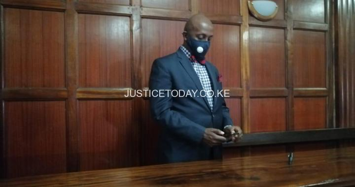 WHY Ex TETU MP NDUNGU GETHENJI'S ASSAULT PLEA WAS DEFERRED YET AGAIN