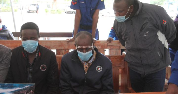 THREE GAS CYLINDER TRADERS CHARGED.