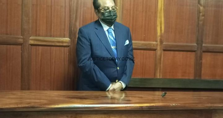 Tycoon Mohan Galot charged with Sh 2.5 billion tax evasion
