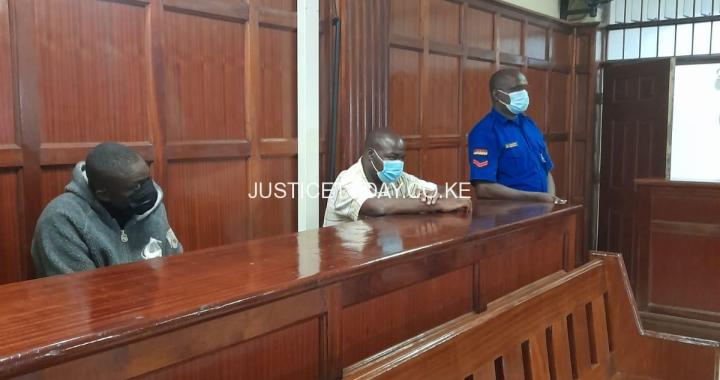 A man who pretended to take ladies to Saudi Arabia has been charged with Sh 1.9 M fraud.