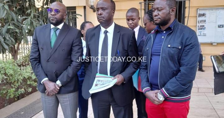 Businessman files another petition in court to have DPP removed from office.