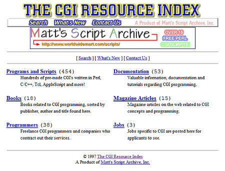 cgi-resources