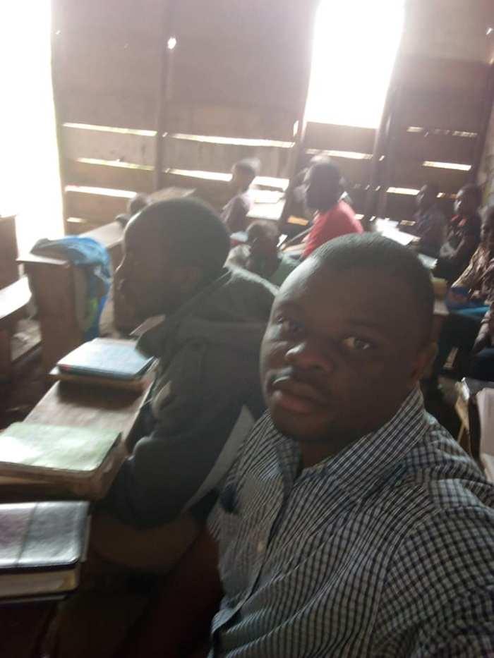 Joseph at Nyamwambe
