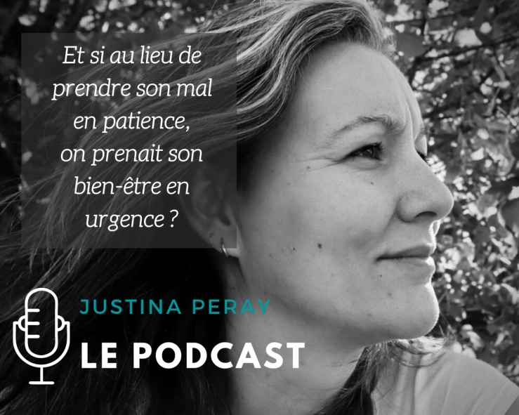 Justina Péray Le Podcast