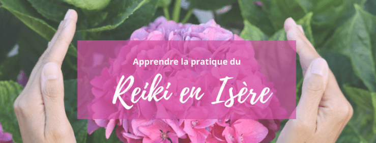 formations reiki isère