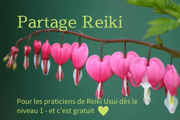 partage reiki