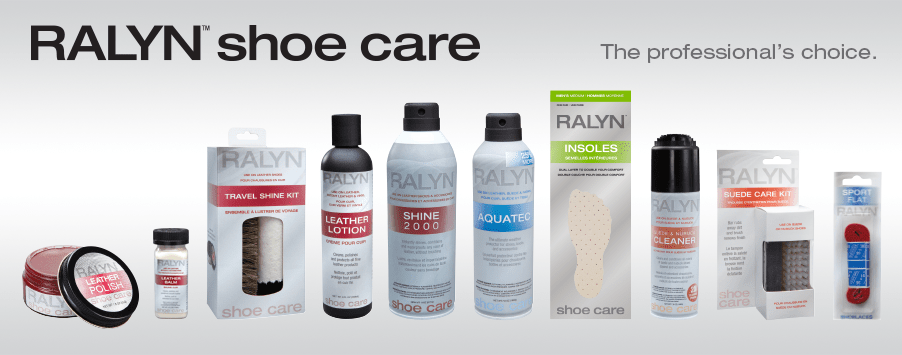 Ralyn Shoe Care: The Professional's Choice