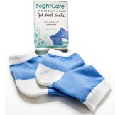 NightCare Gel Heel Socks