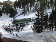 Stage Coach lift at Heavenly Ski Resort