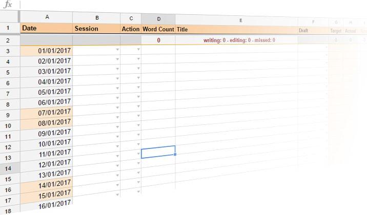 writing log feature image