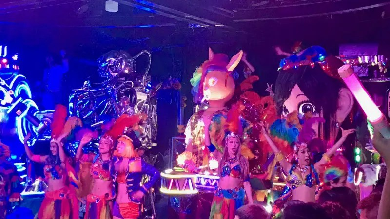 Robot Restaurant | Photo by the author.