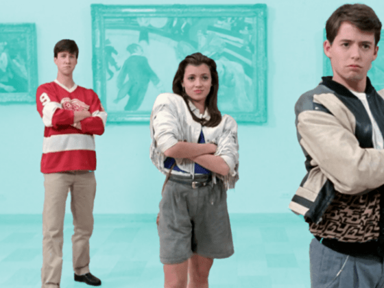 Ferris Bueller's Day Off; photo edited by the author.
