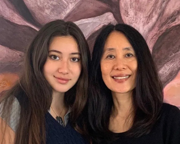 Write Now with Lan Cao and Harlan Margaret Van Cao