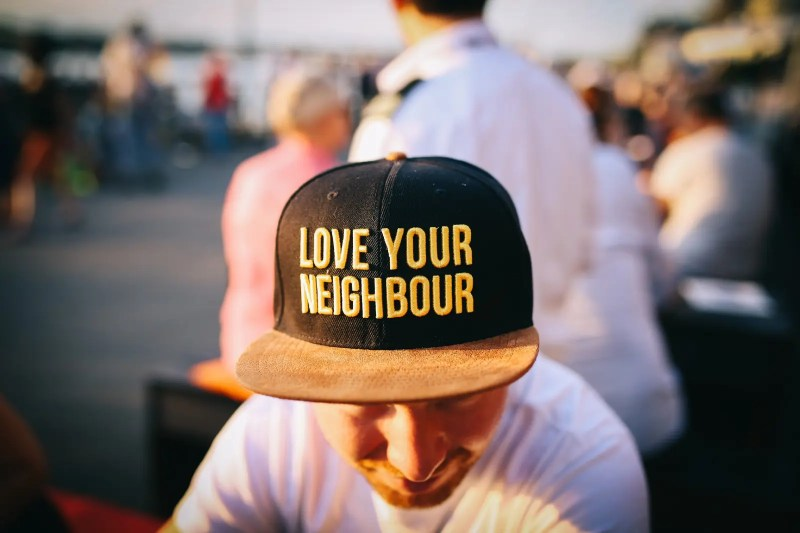 Living Out Love: The World Community